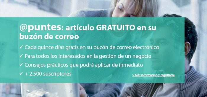 @puntes: adviso gratuito en su buzón de correo