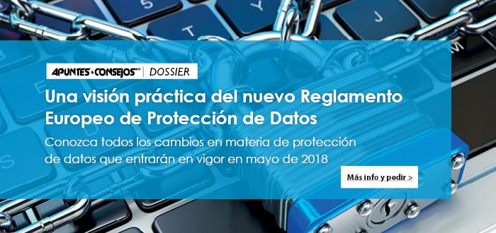 Más info & pedir | Apuntes & Consejos-Dossier GDPR